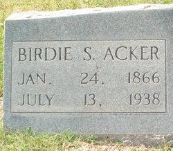 Birdie <i>Smart</i> Acker