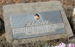 Monnette <i>Bussey</i> Johnson