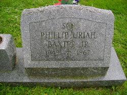Phillip Baxter, Jr