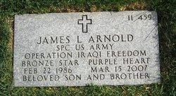 PFC James L. Arnold