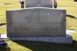 Elise <i>Baugh</i> Higdon