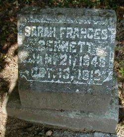 Sarah Frances Bennett