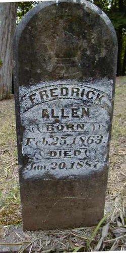 Fredrick Allen
