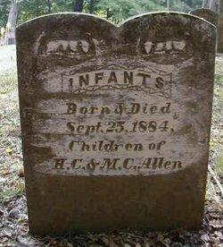 Infants Allen