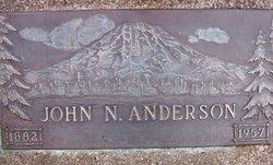 John Nicolay Anderson