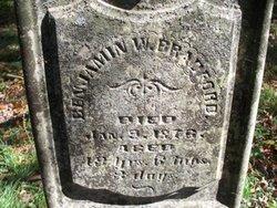 Benjamin Wheeler Bradford