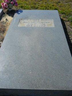 Annie Ester <i>Herring</i> Bishop