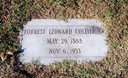 Forrest Leonard Collier