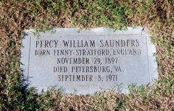 Percy William Saunders
