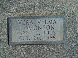 Vera Velma <i>Barefoot</i> Edmonson