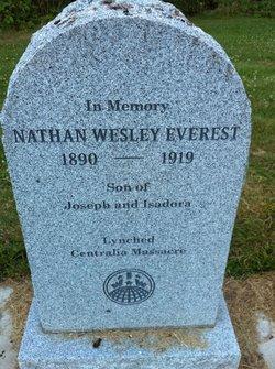Wesley Everest