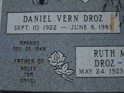 Daniel Verne Droz, Jr.