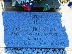 Louis Iksic, Jr.