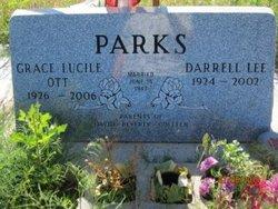 Grace Lucile <i>Ott</i> Parks