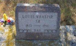 Louis Wraspir, Sr.
