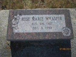 Rose Marie Wraspir
