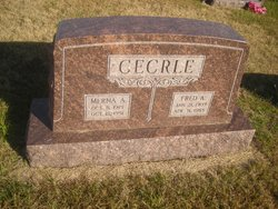 Fred Arnold Cecrle