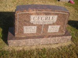 Merna Allene <i>Talcott</i> Cecrle
