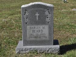 Harley M Beard