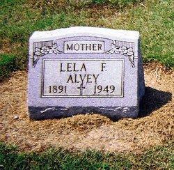 Lela Florence <i>Reed</i> Alvey