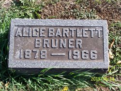 Alice <i>Bartlett</i> Bruner