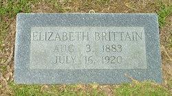 Elizabeth Lizzy <i>Collum</i> Brittain