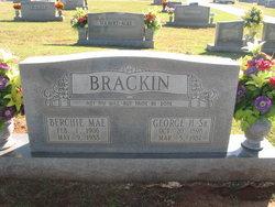 Berchie Mae <i>Norton</i> Brackin