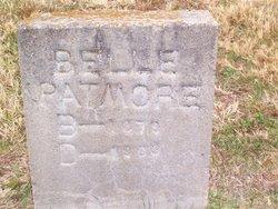 Isabel Belle <i>Evans</i> Patmore