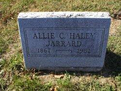 Alcinda Caroline Allie <i>Haley</i> Jarrard