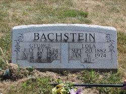 George Bachstein