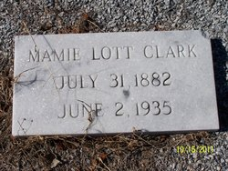 Mamie <i>Lott</i> Clark