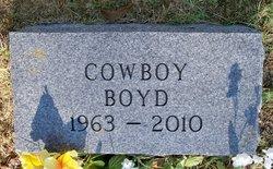 James Raymond COWBOY Boyd