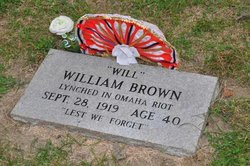 William Will Brown