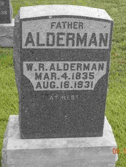 W R Alderman