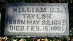 Col William Calvin Linton Taylor