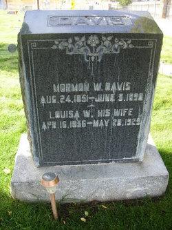 William Mormon Davis