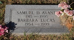Samuel David Avant