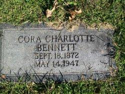 Charlotte Cora Cora <i>Arnett</i> Bennett
