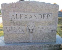 Catherine Elizabeth <i>Schwab</i> Alexander