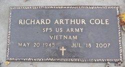 Richard Arthur Cole