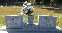 Dessie <i>McFatter</i> Morel