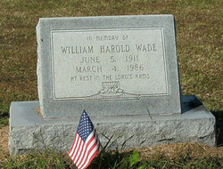 Sir William Harold Wade