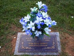 Diane <i>Hayes</i> Bennett