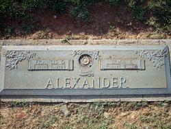 Francis O Alexander