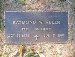 Raymond W Allen
