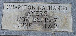 Charlton Nathaniel Ayers