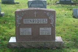 Charlotte Lavinia <i>Stevens</i> Henriques