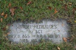 Samuel Henriques