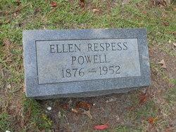 Ellen C. <i>Hudgins</i> Respess Powell