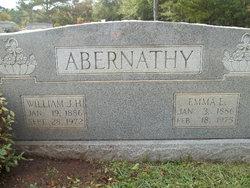 William John Henry Abernathy